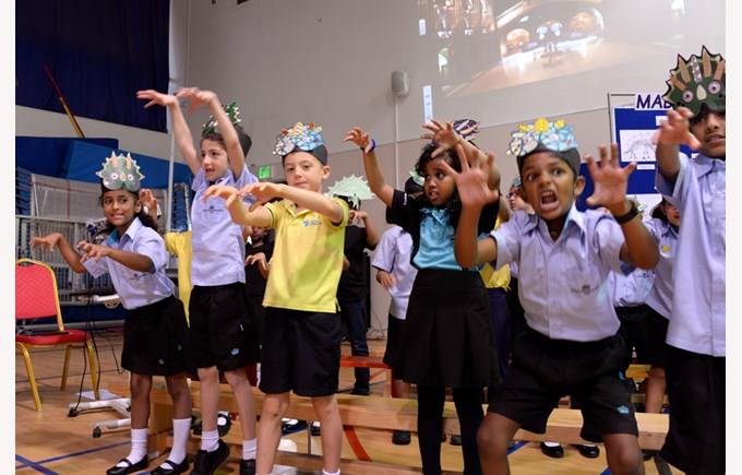 MK Year 3 Assembly