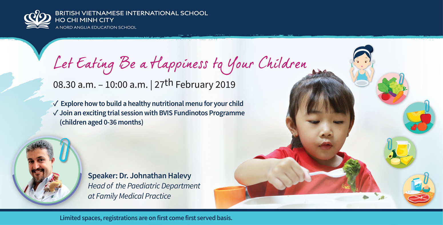BVIS HCMC Parents Seminars 2019
