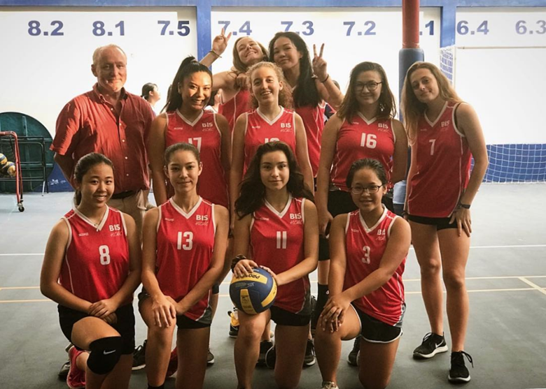 U19B Girls Volleyball City Championships BIS HCMC