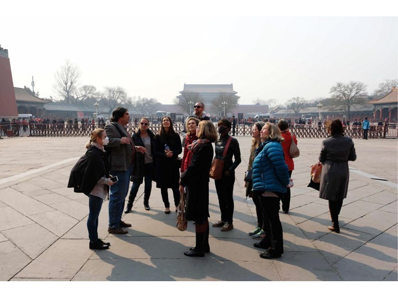 PA Forbidden City tour