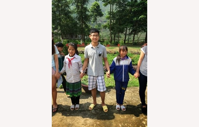 BVIS trip to Sapa Year 9 & 10 (7)