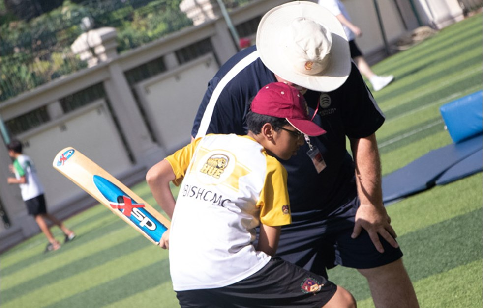 Mike Gatting OBE - Cricket BIS HCMC