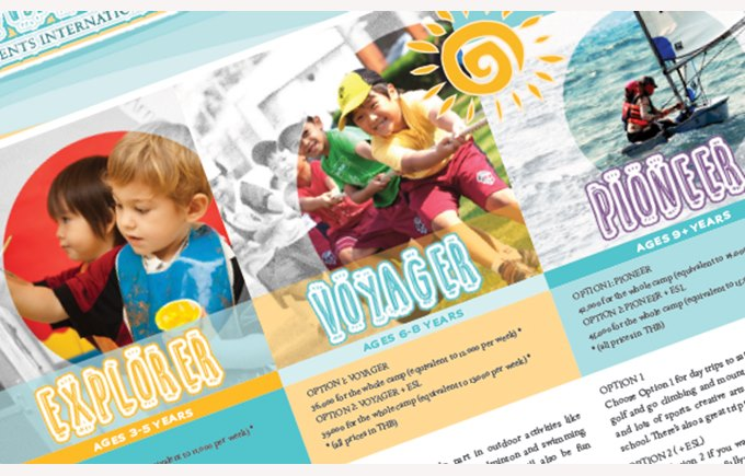 The Eastern Seaboard's most popular summer camp at Regents International School Pattaya is back.