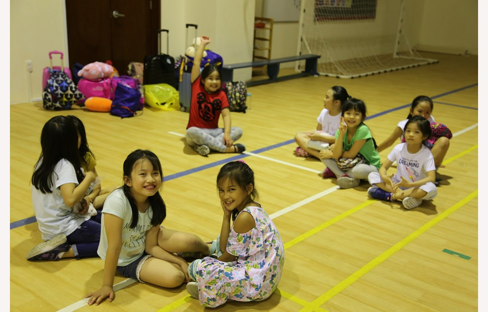 BVIS HCMC Year 3 Sleepover (3)