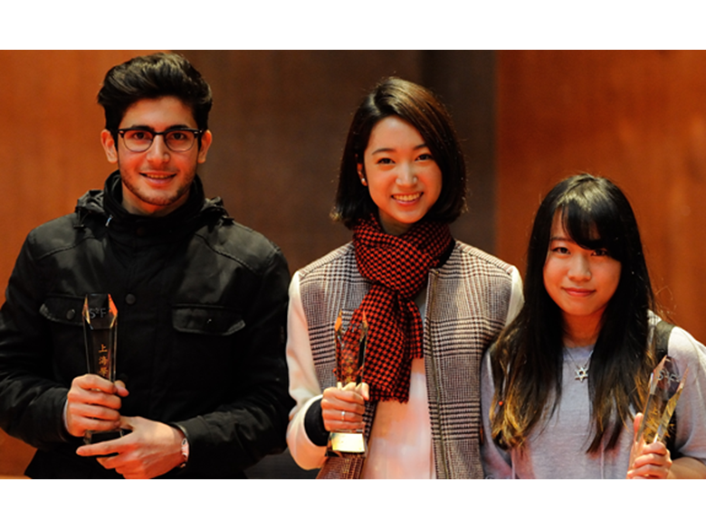 Students from the British International School Shanghai, Puxi brought home 14 trophies from the Shanghai Student Film Festival