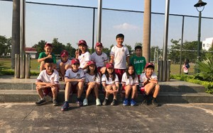 BIS Hanoi - T-ball at St Paul