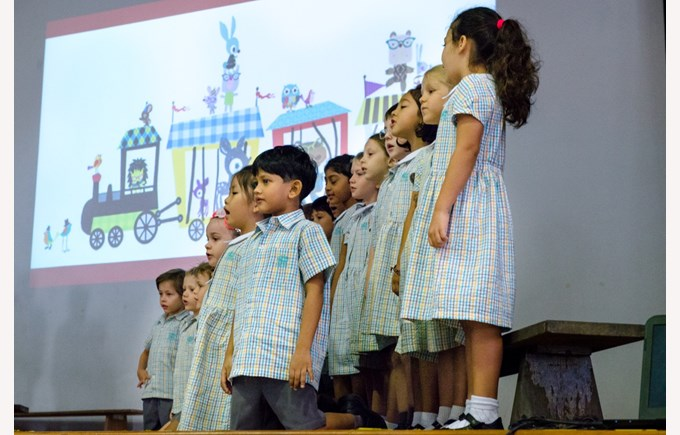 Lower Primary Assembly Performance by Years 1LC and 1JF