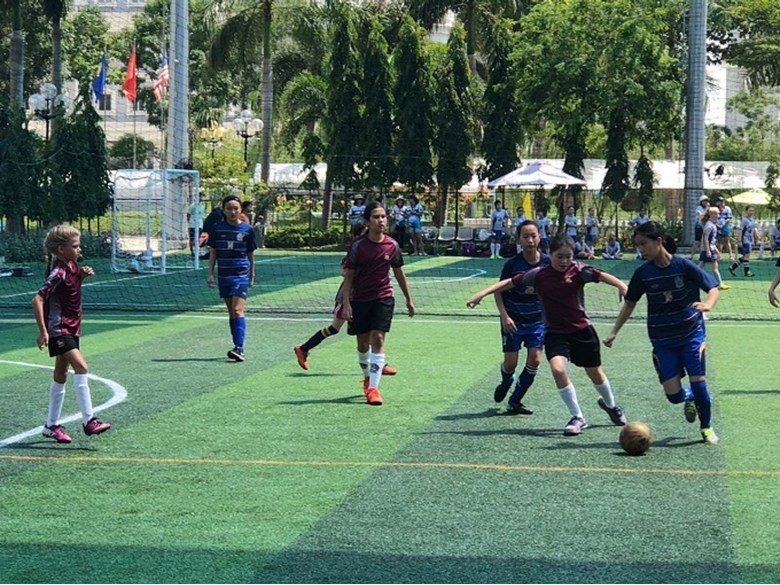 U11 SISAC Girls Football – Pool A (11)