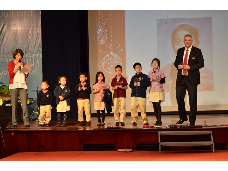 British International School Hanoi Principal Award