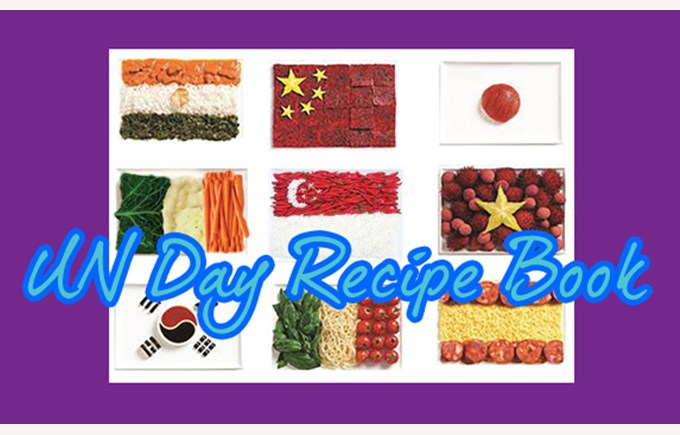 UN Day Recipe Book