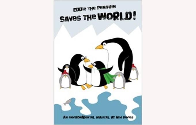 Eddie the Penguin