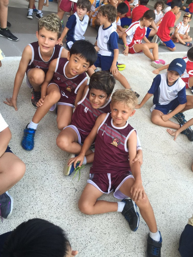 Sports Update from An Phu Primary