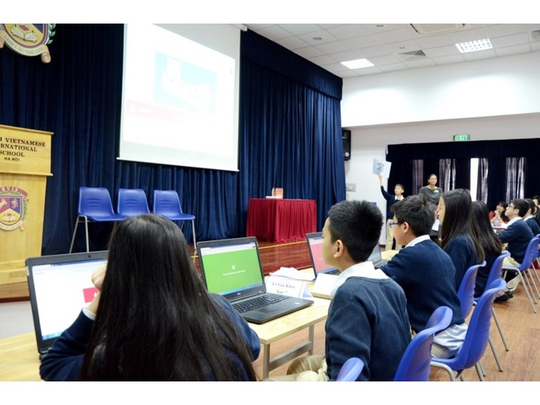 Language Week BVIS 2016 (2)