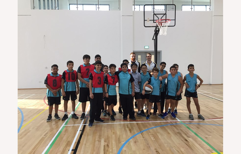 Y7 and 8 Basketball