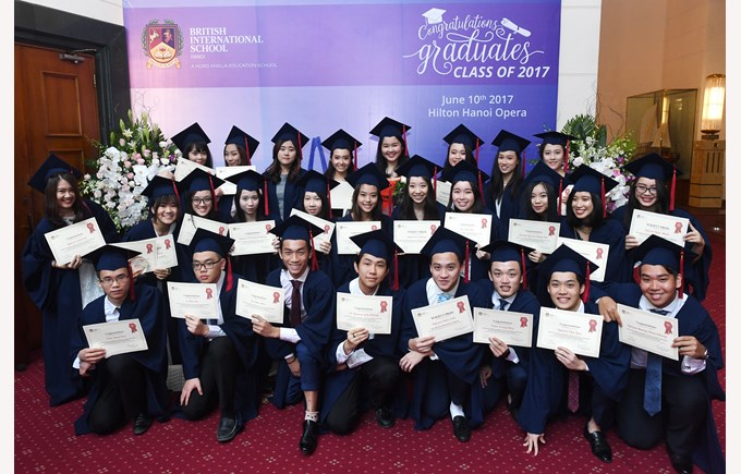 Graduation Ceremony 1