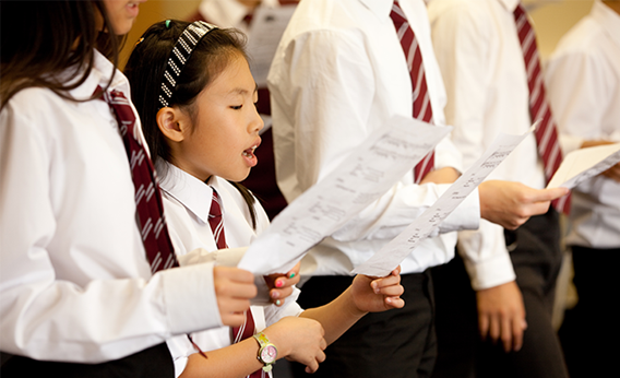 British International School Hanoi - Virtual Choir