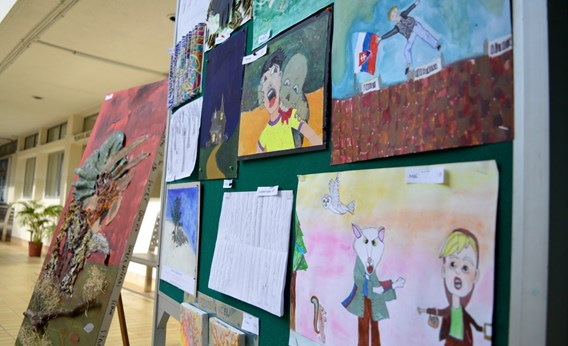 Global Campus Visual Arts Competition: The Winners!