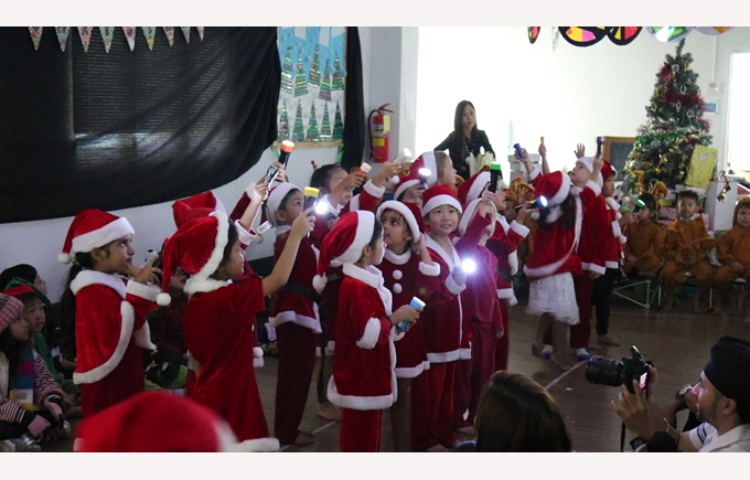 Early Years & Key Stage 1 Christmas Show 2016