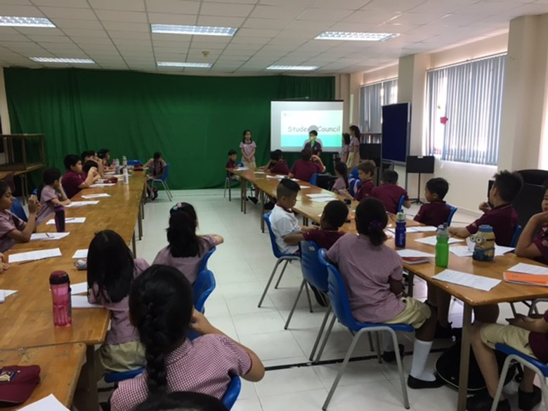 Student Council Cross Campus Meeting (3)