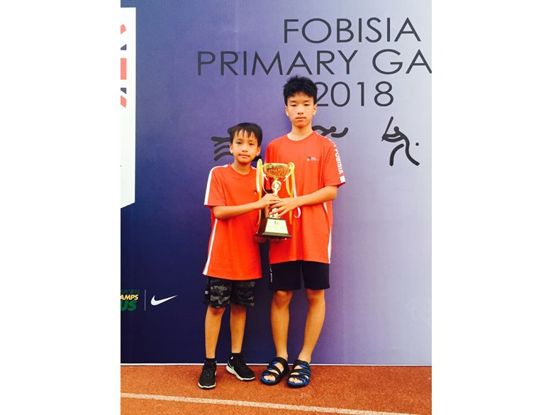 British International School Hanoi FOBISIA 2018 Day 3 (1)