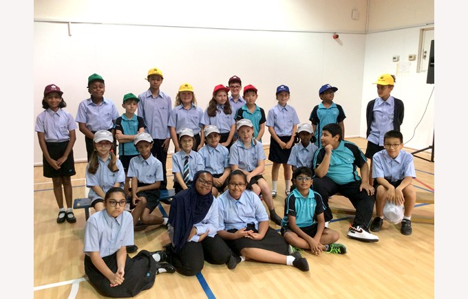 HG/HB, House Captains, Playground Leaders and Library Leaders