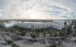 British International School campus 360 photo