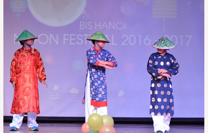 Moon Festival British International School Hanoi