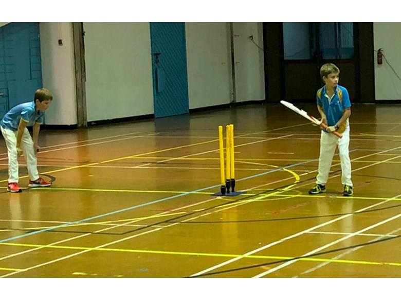Under 11 Boys Indoor Cricket