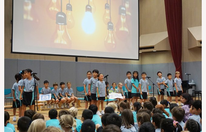 Star of the Week - assembly - 29 Sep 2015