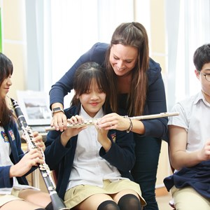 British International School Hanoi Music