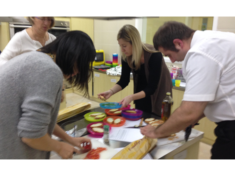 Staff training at the British International School Shanghai, Puxi