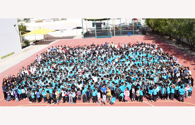 whole school Photo