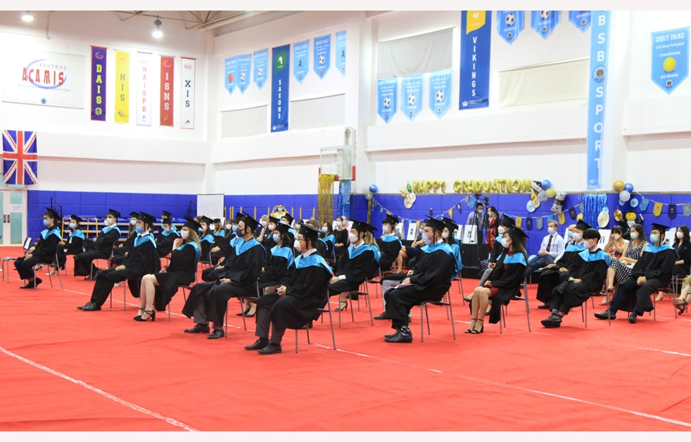 2020 Graduation Ceremony 3