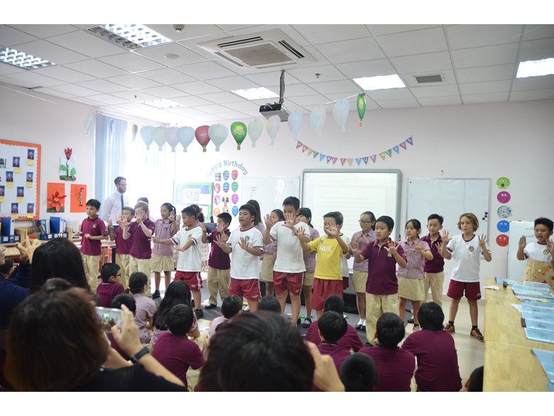 British International School Shared Learning Year 5