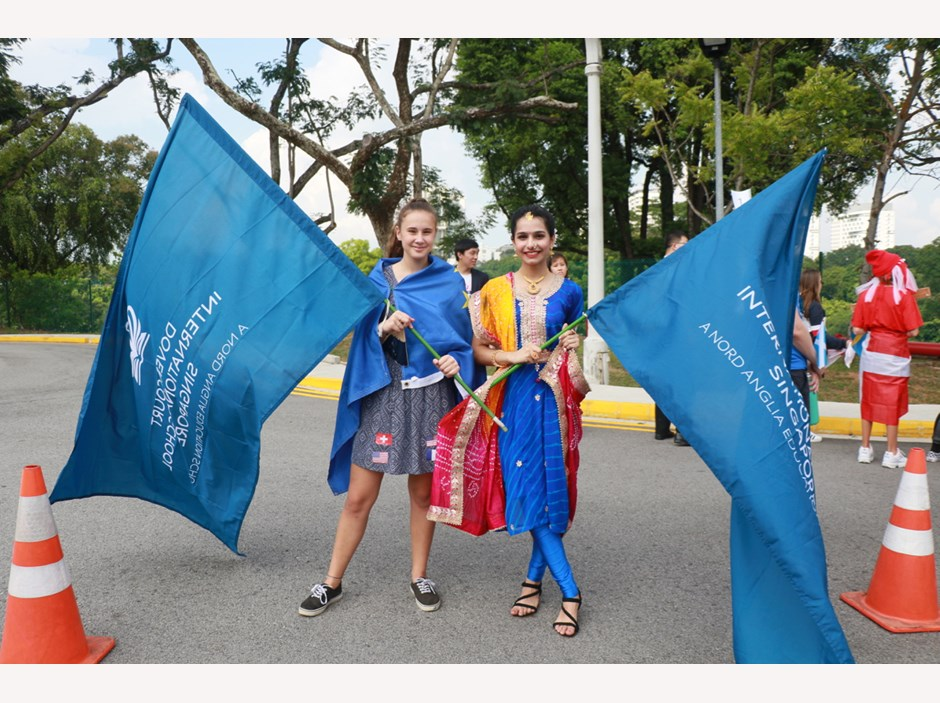Dover Court International School UN Day 2019