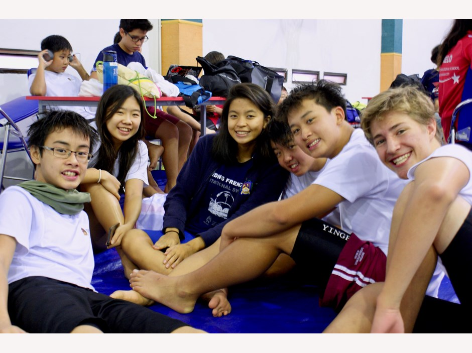 BIS HCMC Invitational Swim Meet 7