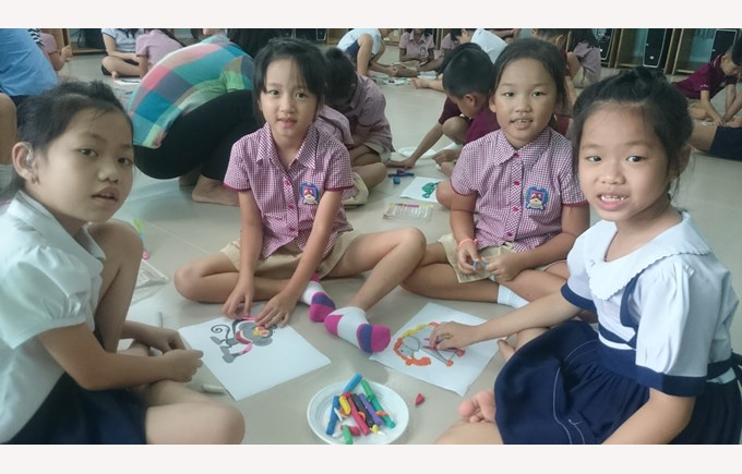 BIS Ho Chi Minh Community Service Year 2 - 3
