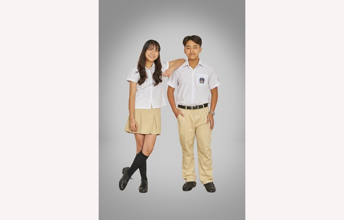 British International School Hanoi Secondary Uniforms