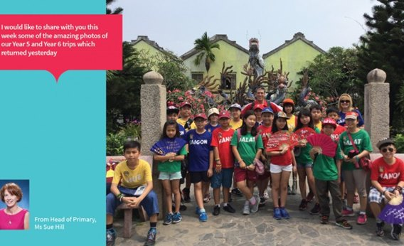 British International School Hanoi Primary news 8.4