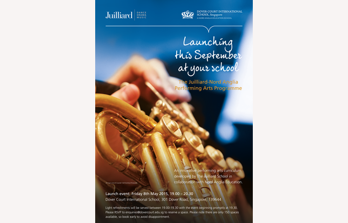 Juilliard Flyer
