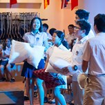 BIS HCMC students focus on good sleep habits