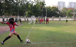 U14B Girls Football City Champs bis hcmc