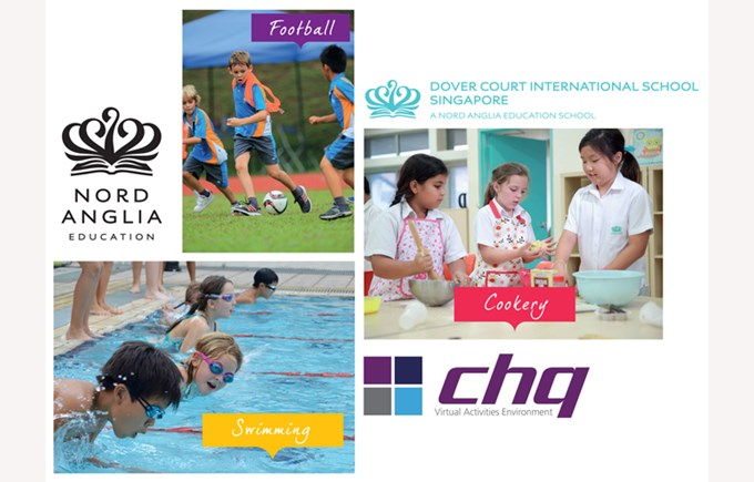 ECAs CHQ Sign up Term 2 2017