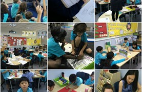 A glimpse into the learning in Year 3 this week
