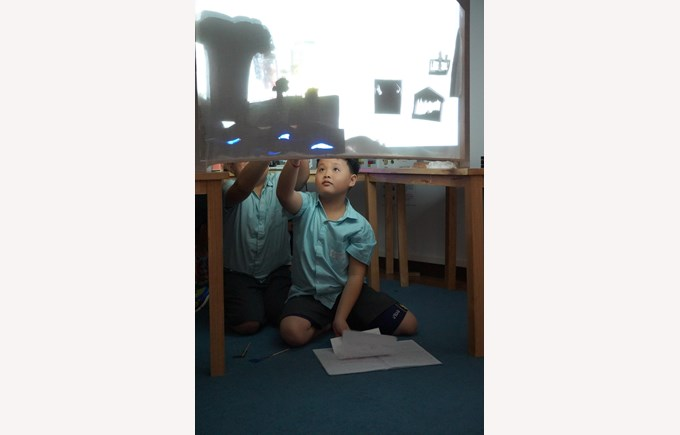 Year 5 Shadow Puppets 9