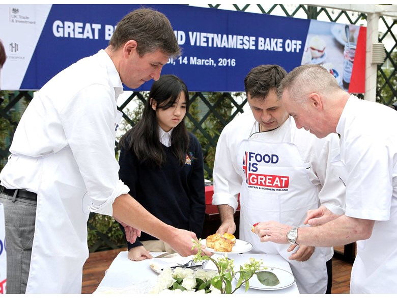 British International School Hanoi Great British Bake Off (4)