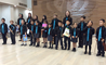 Students from the primary and secondary school at the British International School Shanghai, Puxi perform at the Soloists' Recital