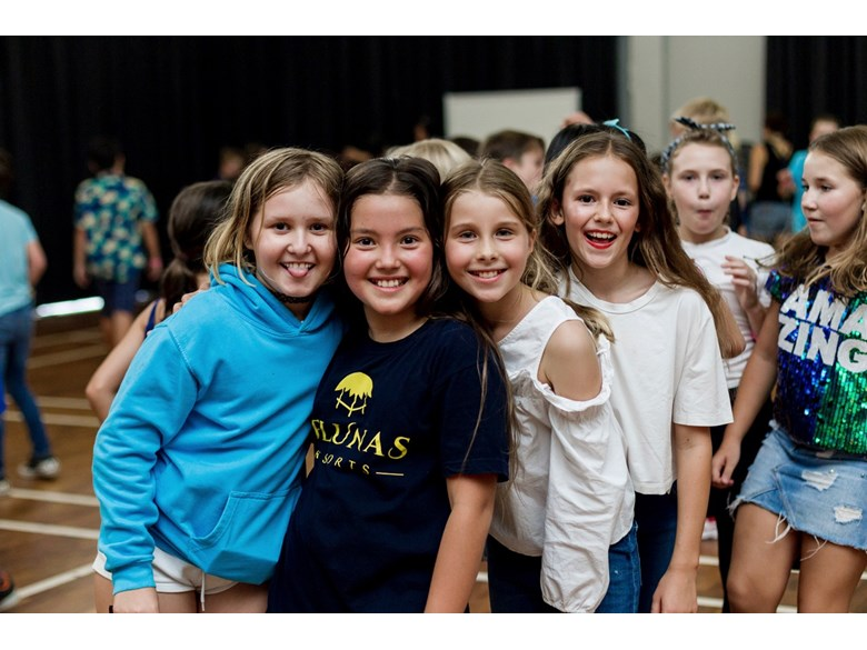 Dover Court International School Year 5 Disco 2019