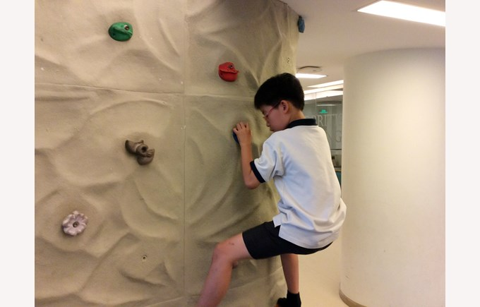 Y5 astronaut training