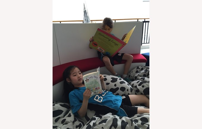 Key Stage 1 Fun with Reading